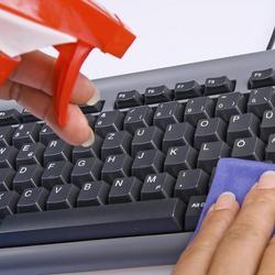 5 способов как почистить клавиатуру компьютера и ноутбука