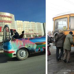 27 фотографий, после просмотра которых вы будете пользоваться исключительно общественным транспортом