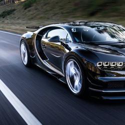 1500 лошадиных сил от марки Bugatti