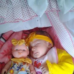 Малыши, похожие на своих кукол