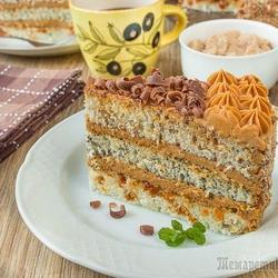 "Торт ""Мудрый еврей"""