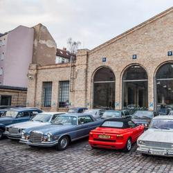 Дом классических автомобилей в Берлине