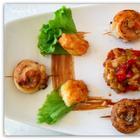 """""""Кулинарная реанимация"""" или картофельные шарики с маринованной куриной грудкой"""