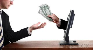 Как я брал кредит наличными в интернете