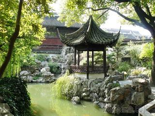 Прогулка по... Шанхай.