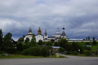 Вологодский край - Феропонтово, Кирилло-Белозерский монастырь, Горицкий монастырь