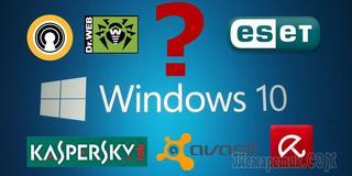 Антивирус для Windows 10 – обзор лучших программ