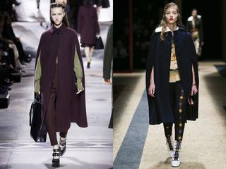 Модные Пальто И Плащи Осень-Зима 2016-2017