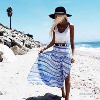 15 аутфитов для прогулок по пляжу и набережной от модных блогеров