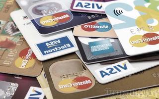История кредитных карт.