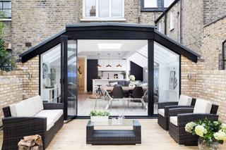 Небольшая светлая квартира в Лондоне