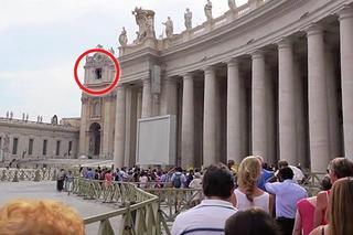 Призрак в башне Ватикана попал в объектив камеры
