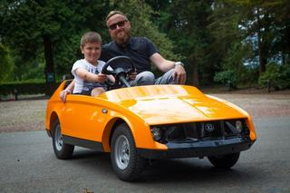 Firefly - первый учебный автомобиль для детей