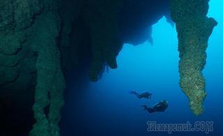Невероятные чудеса укрытые толщей воды