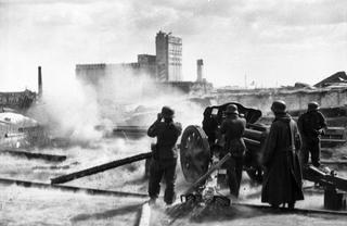 Неизвестный Сталинград: Элеватор