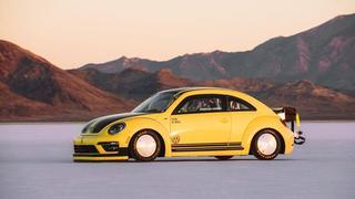 Самый быстрый Volkswagen Beetle в мире