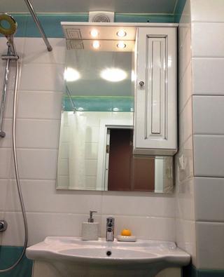 Маленькие ванные - это АД!