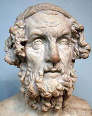 Байки Древней Греции