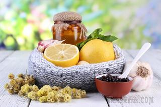 Профилактика гриппа и простуд: 7 продуктов