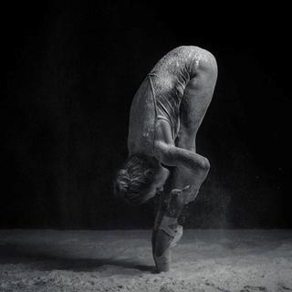 Эмоции в танце: невероятные фото российской балерины
