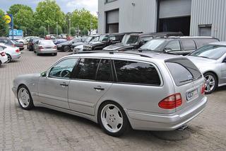 Универсал Mercedes Михаэля Шумахера выставлен на продажу
