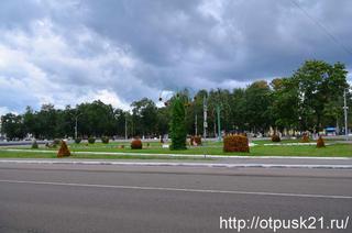 Прогулка по Вологде. От Красного моста до площади Революции