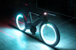 Cyclotron – первый в мире умный безосевой велосипед