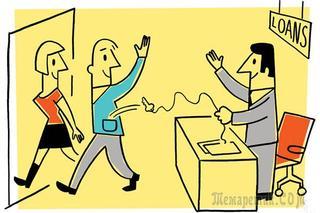 Мошенничество банков скрытое и явное