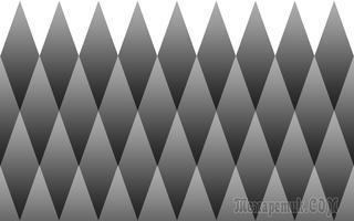 Оптическая иллюзия. Обман зрения. Зрительная иллюзия