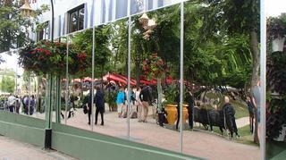 Копенгаген. Парк развлечений  Тиволи.