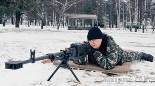 """""""Корд"""" - крупнокалиберный пулемет калибр 12,7-мм"""
