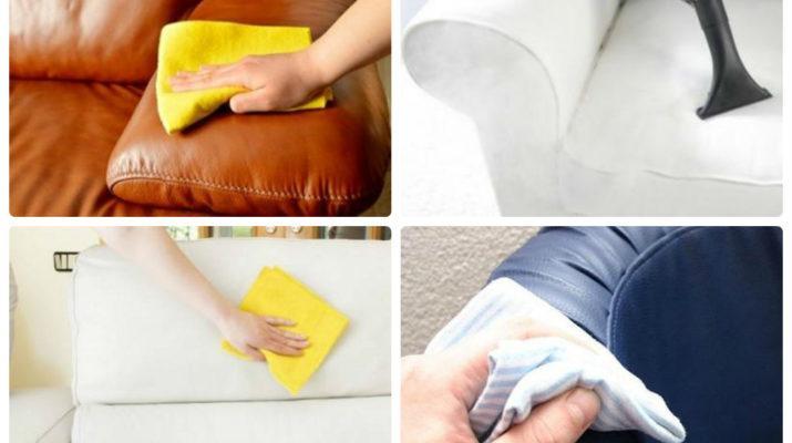 Как диван почистить своими руками 644