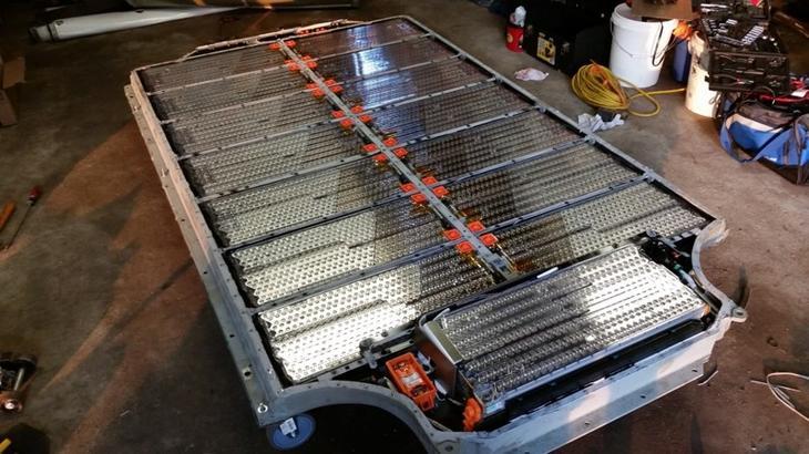 Как устроен аккумулятор электромобиля Tesla Model S авто, факты