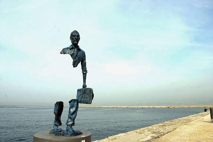 Путешественник. Марсель, Франция. достопримечательности, искусство, памятники