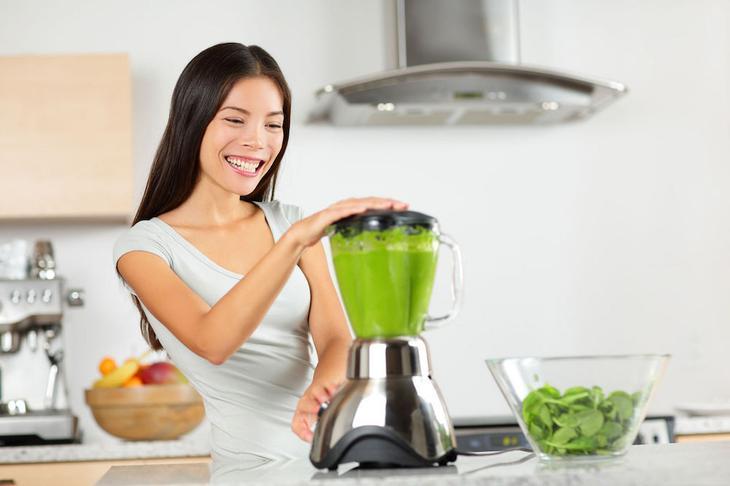 Коктейли для похудения: готовим дома