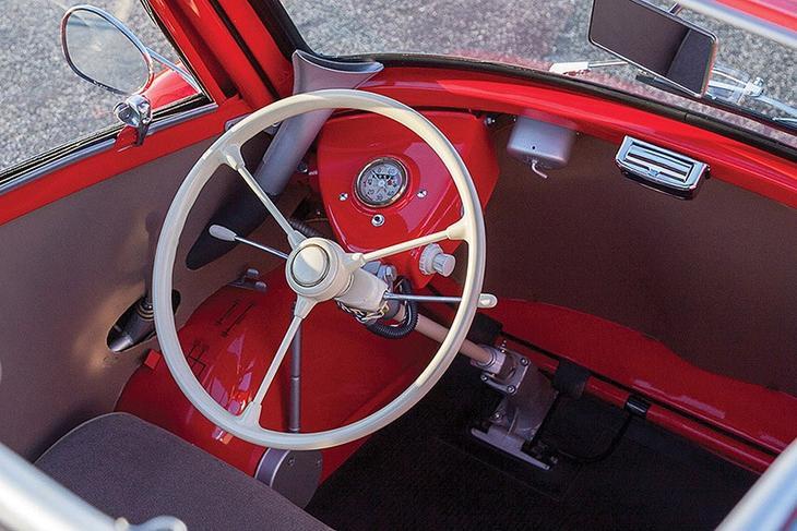 weirdcars05 12 самых странных автомобилей, которые видел мир