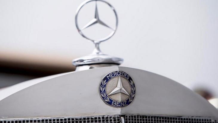 Украденный в 1945 году Mercedes-Benz уйдет с молотка