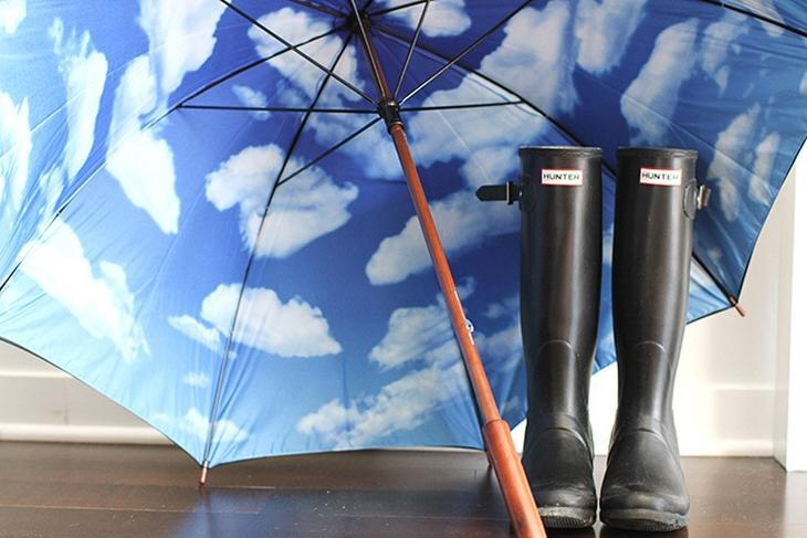 Umbrellas07 19 удивительных зонтов для осени