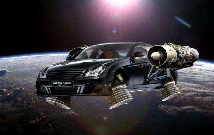 Автомобильные технологий, пришедшие из космоса nasa, космос, технологии