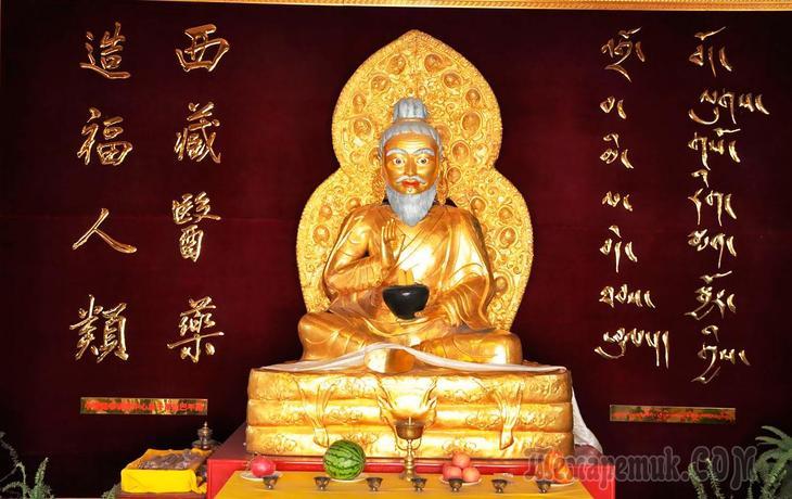 Тибетский рецепт молодости. Тайна за 7-ю печатями