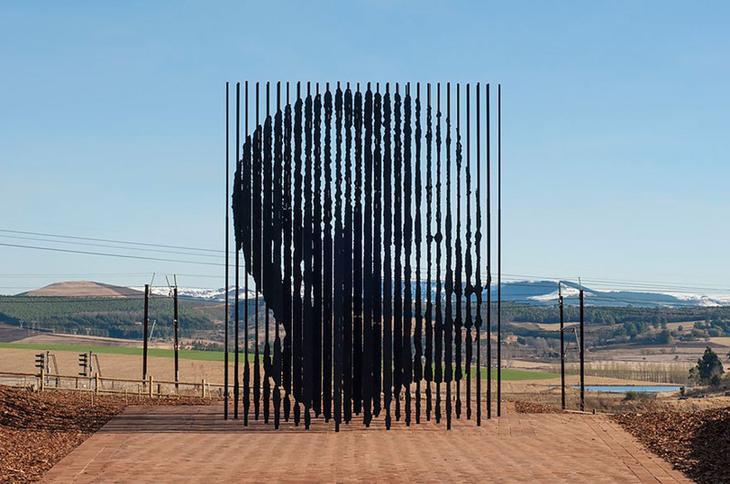 Нельсон Мандела. ЮАР. достопримечательности, искусство, памятники