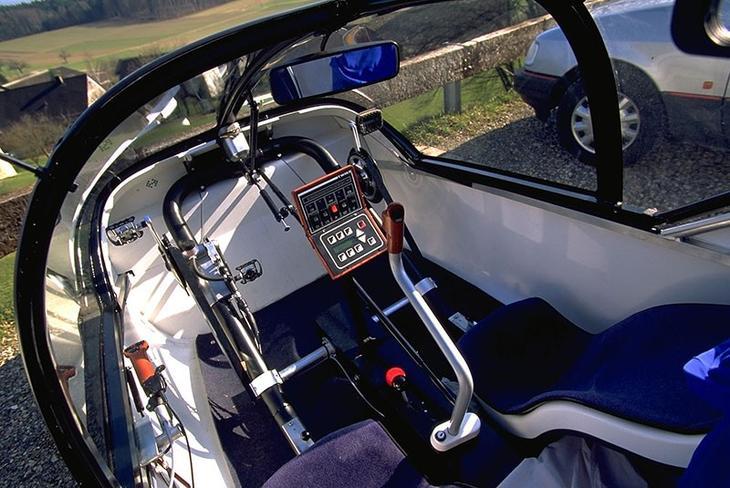 weirdcars59 12 самых странных автомобилей, которые видел мир