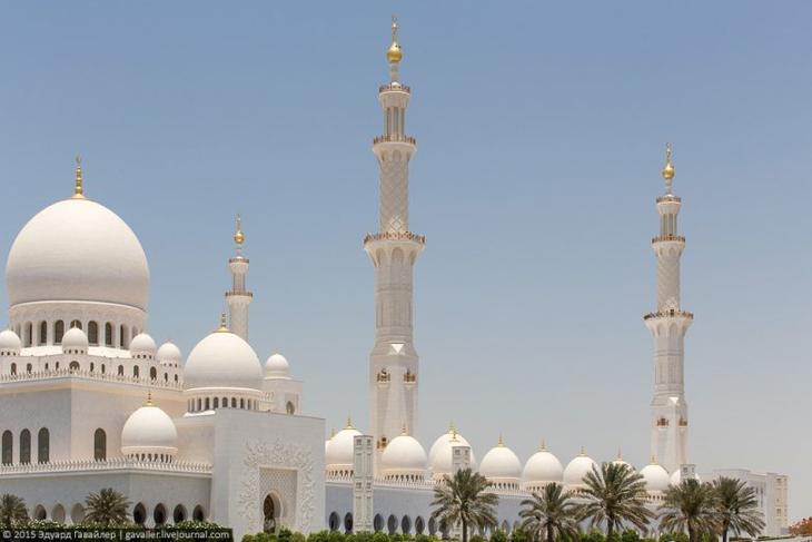 Самая красивая в мире мечеть