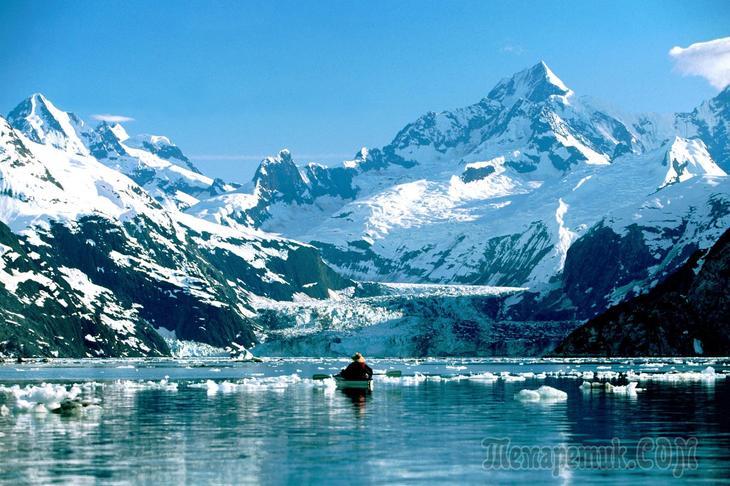 Аляска — самый интересный и сумасшедший штат