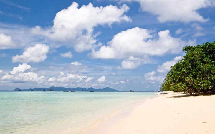 3. Остров Либонг, Транг.