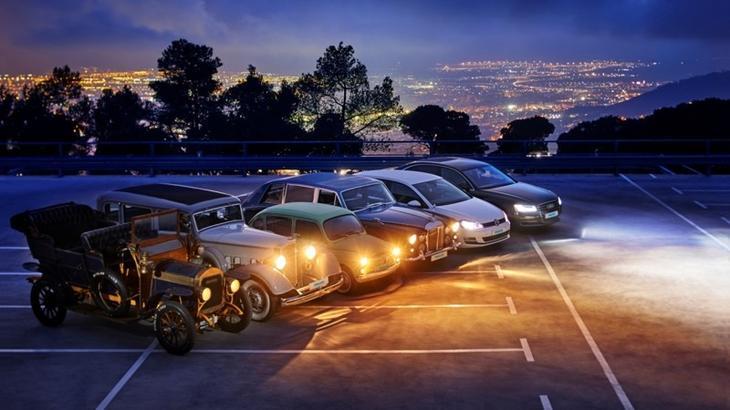 Эволюция автомобильной фары
