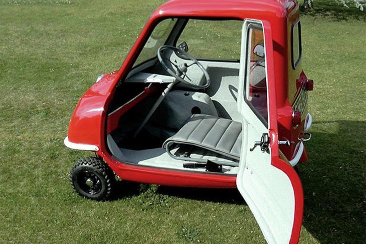 weirdcars39 12 самых странных автомобилей, которые видел мир
