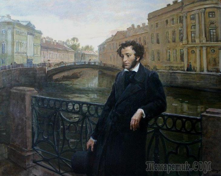 Интересные факты из биографии пушкина