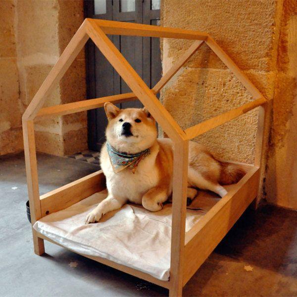 Будка в квартиру для собаки