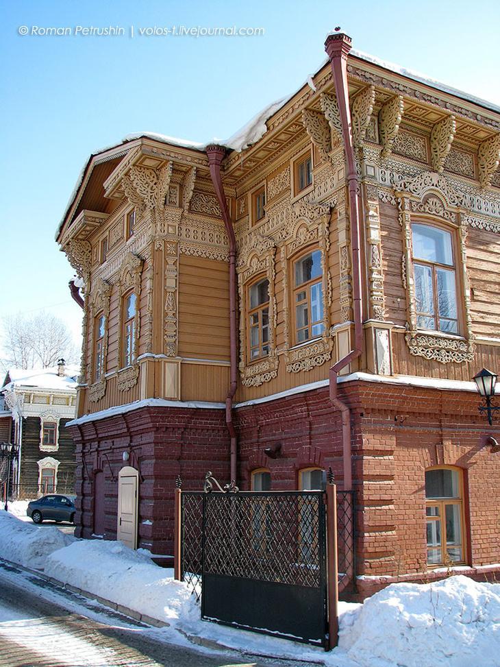 Томские кружева история, факты